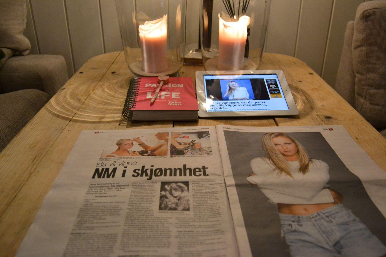 Tre sider i Budstikka og den mest leste saken på budstikka.no (i helgen)!