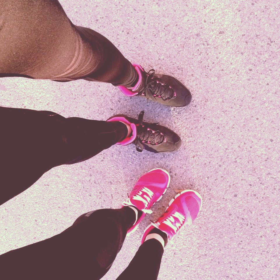 Mobilblogg: jogging and smoothi