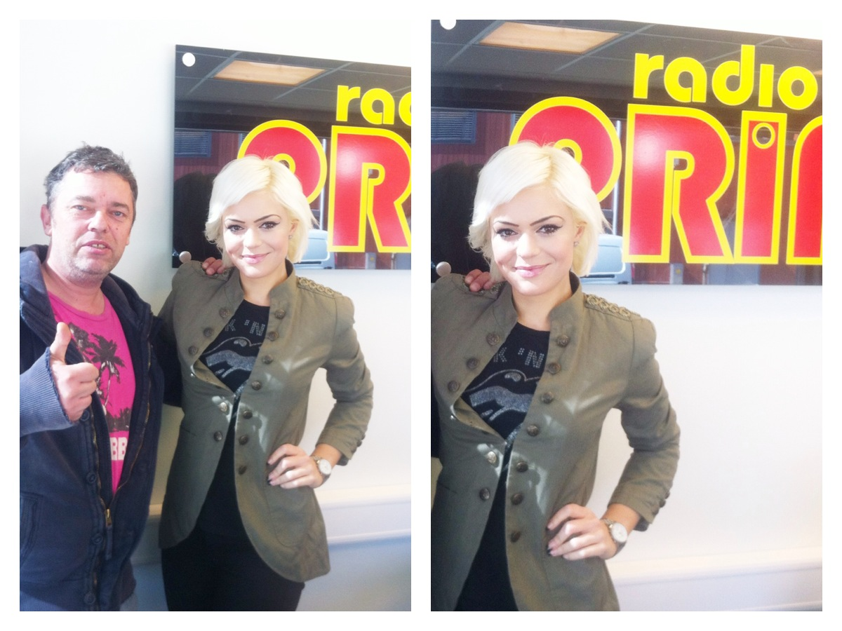 Just finished my interview with Radio Prime Halden =) thank you for having me